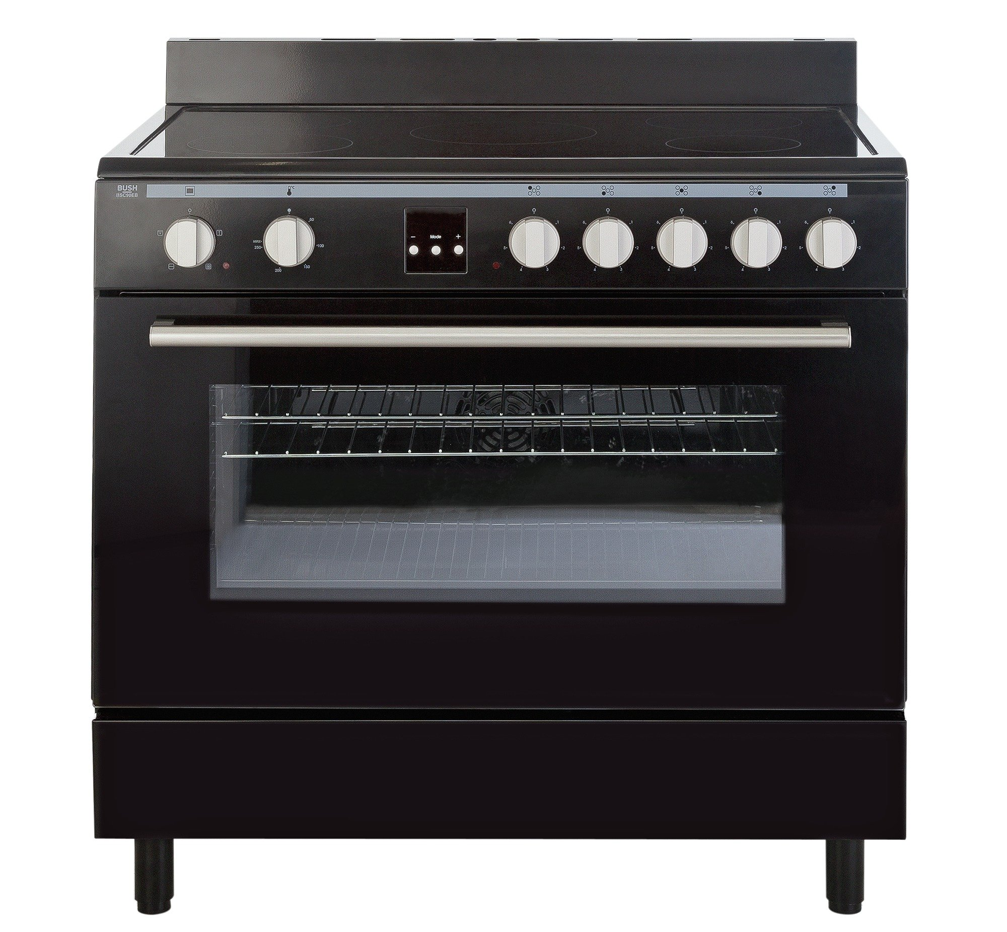 Bush bsc90eb electric range cooker review Kitchen appliance reviews uk
