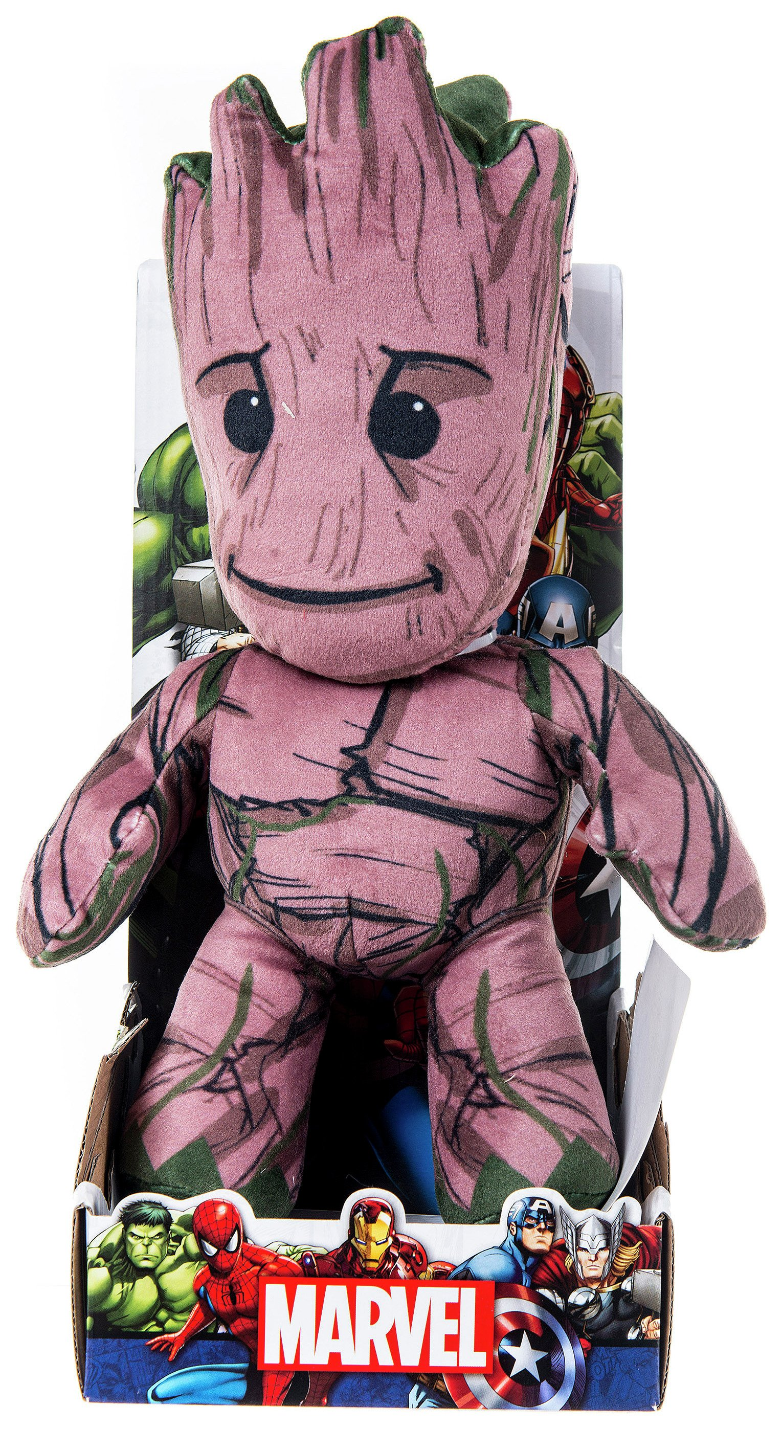 Marvel Guardians of the Galaxy Groot 10 Inch Plush.