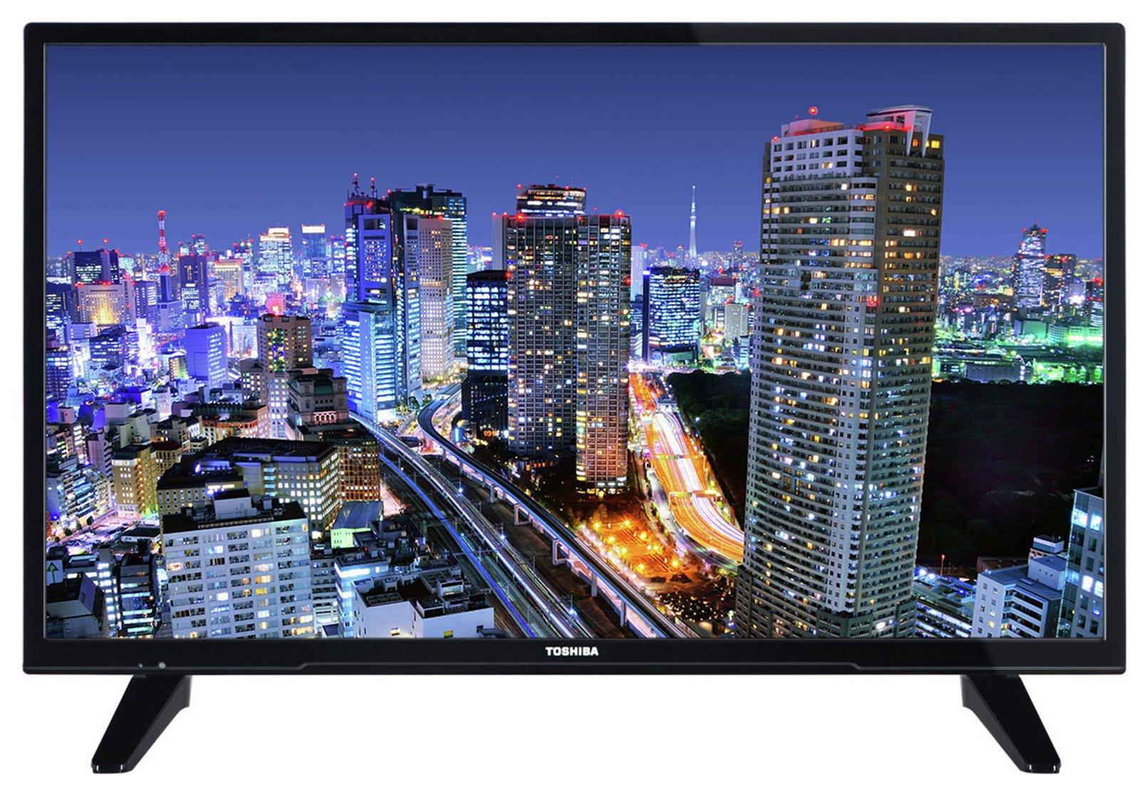 Toshiba - 32 Inch - 32D1633DB - HD Ready TV/DVD Combi.