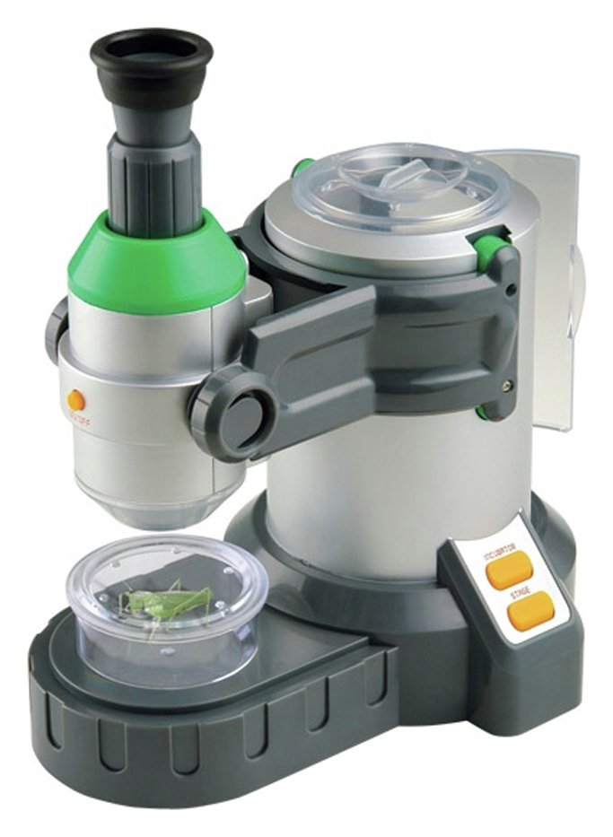Image of Living Microscope.