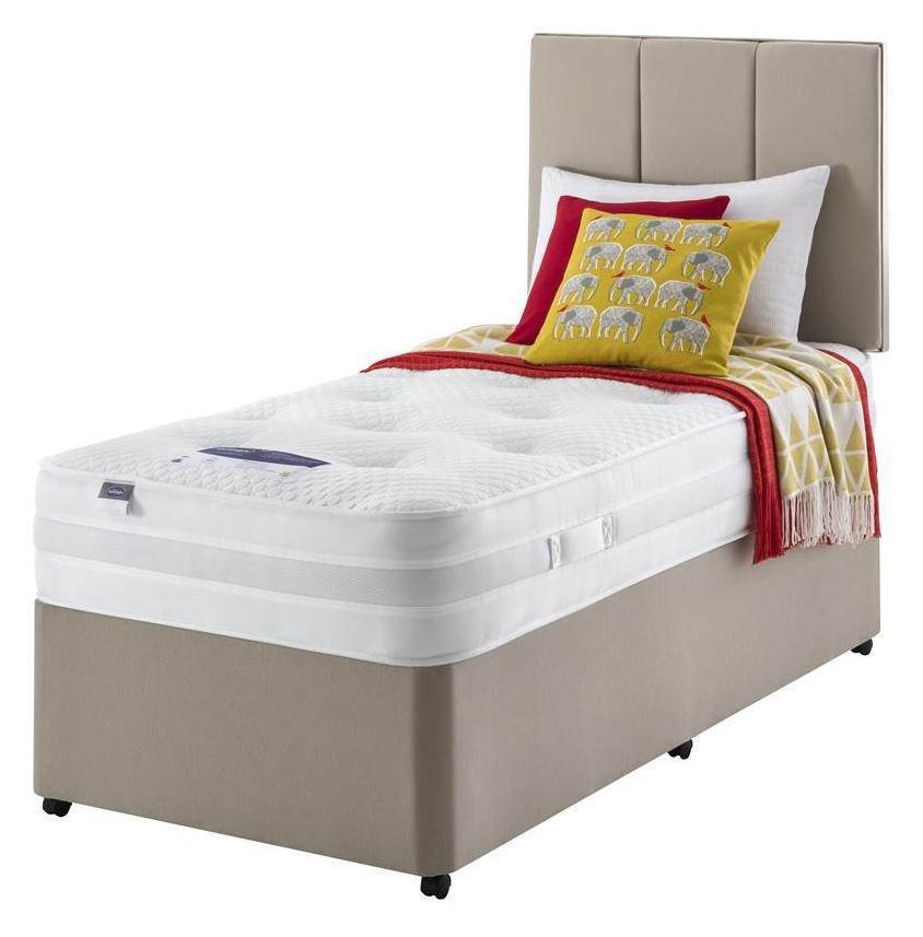 Silentnight Walton 1200 Luxury Divan Bed - Single