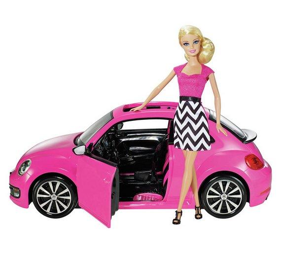 barbie toy car