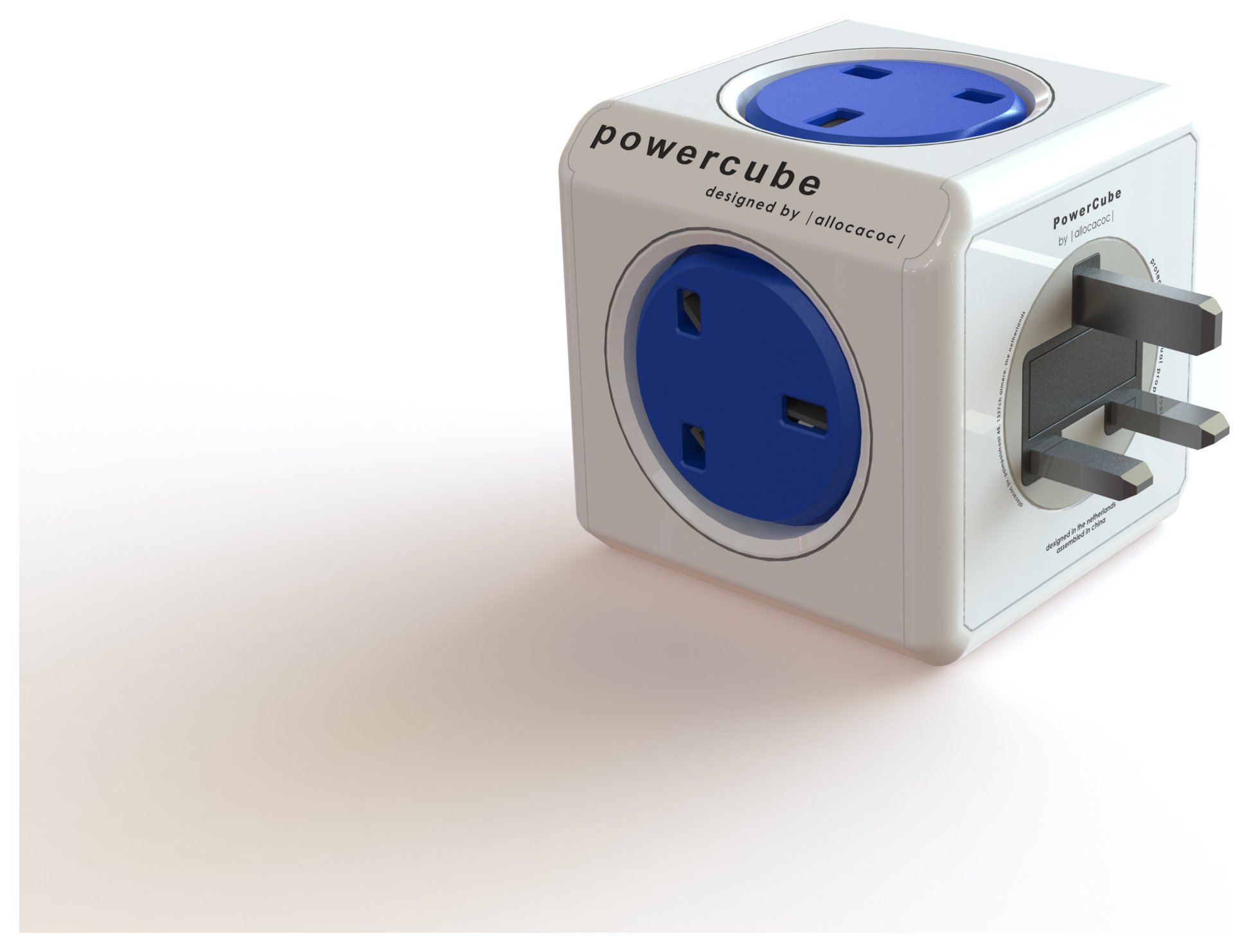 Image of Allocacoc - PowerCube Original USB