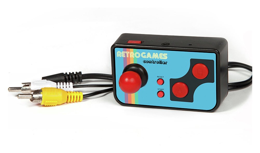 Retro Games Controller - Plug and Play.