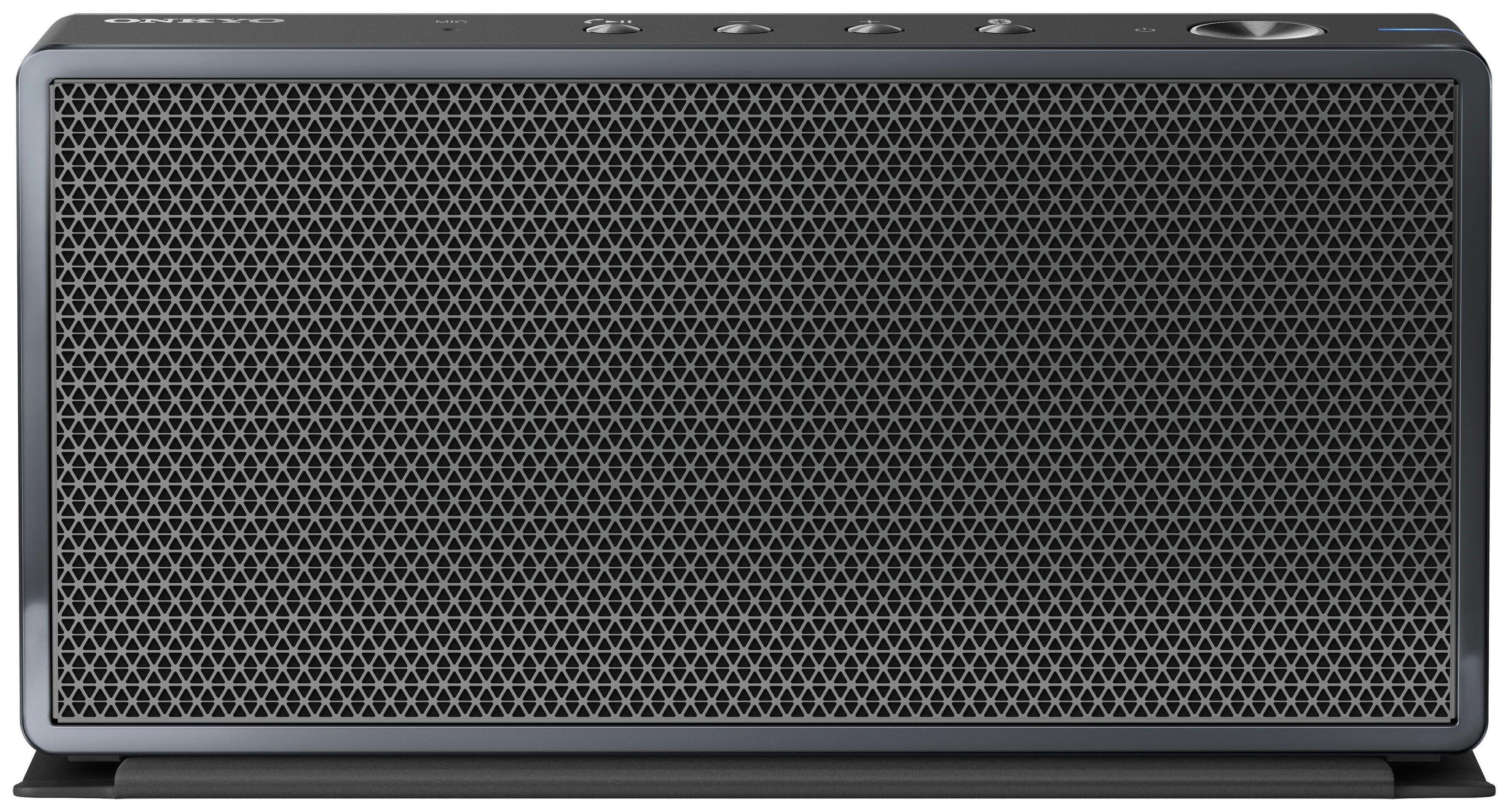 Onkyo Onkyo - T3 Bluetooth Travel Speaker - Black