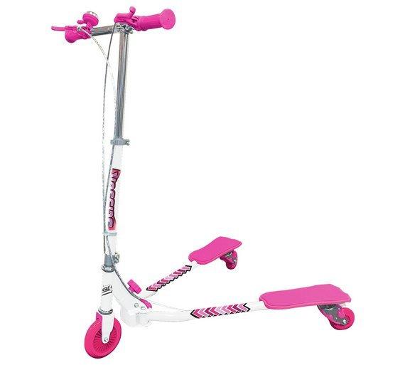 Ozbozz Scissor Scooter - Pink