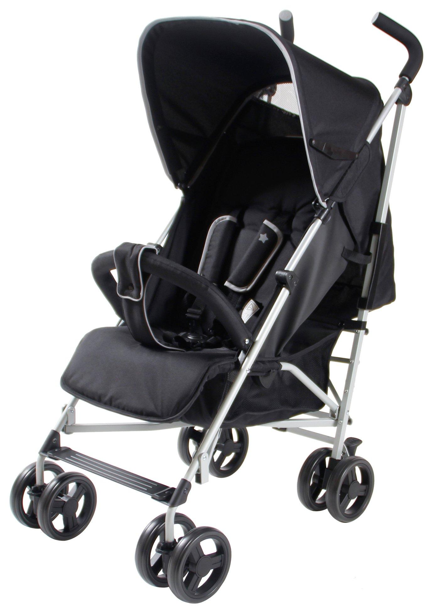 My Babiie MB01 Stroller - Black