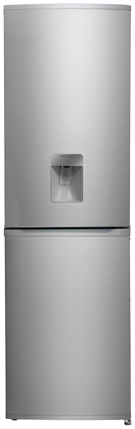 Hoover HFF195XWK Fridge Freezer with Water Dispenser
