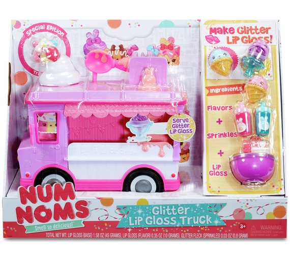 Buy Num Noms Lip Gloss Truck Jewellery And Fashion Toys Argos