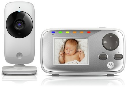 Motorola MBP482 Baby Video Monitor.