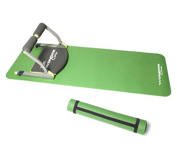Gym Mats Argos: Buy WonderCore Smart Training Mat At Argos.co.uk
