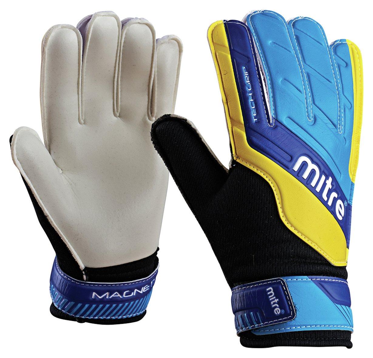 Driving gloves argos - Mitre Magnetite Goalkeeper Gloves Junior