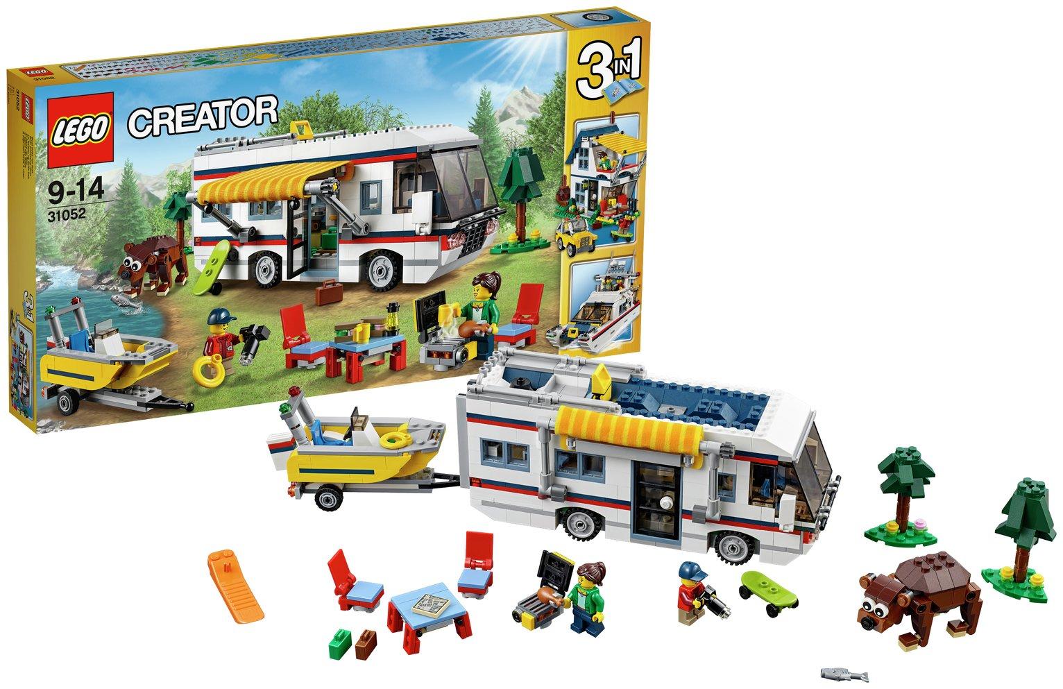 LEGO - Creator Vacation Getaways - 31052