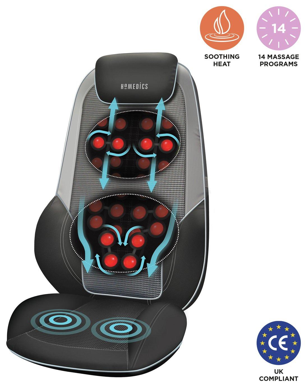 HoMedics Max Shiatsu Massaging Chair review