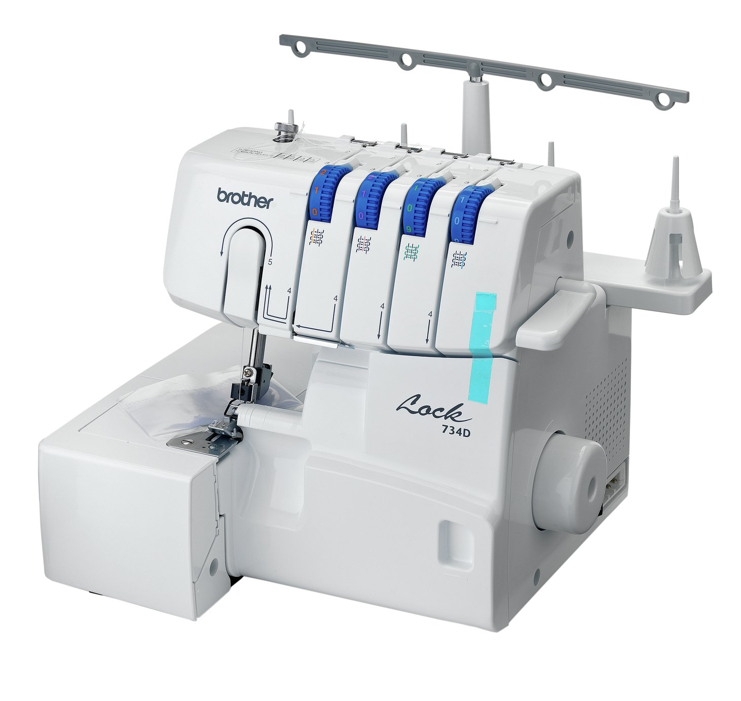Brother - 734D Overlocker lowest price
