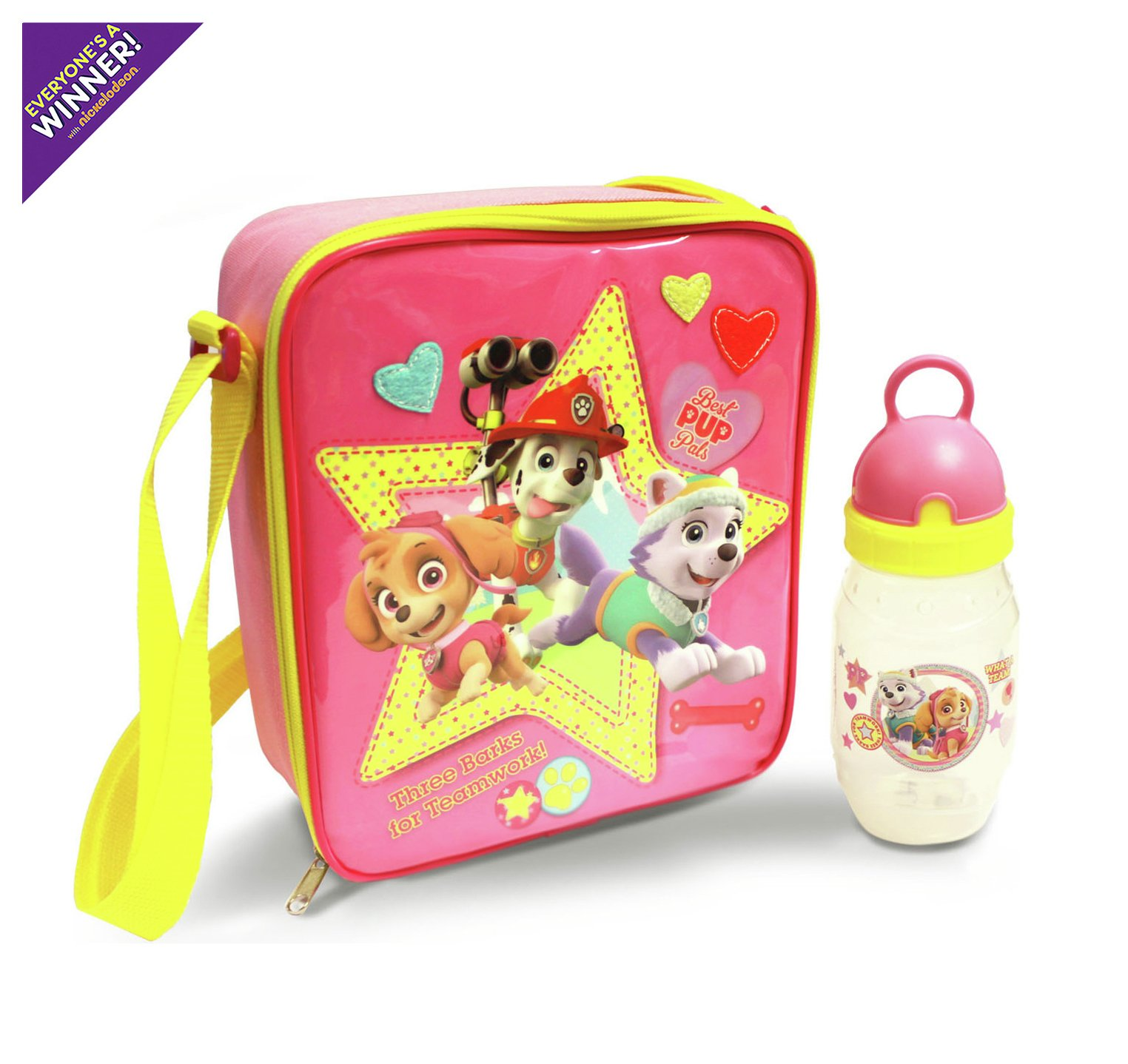 Paw Patrol - Skye Lunch Bag and Bottle Set