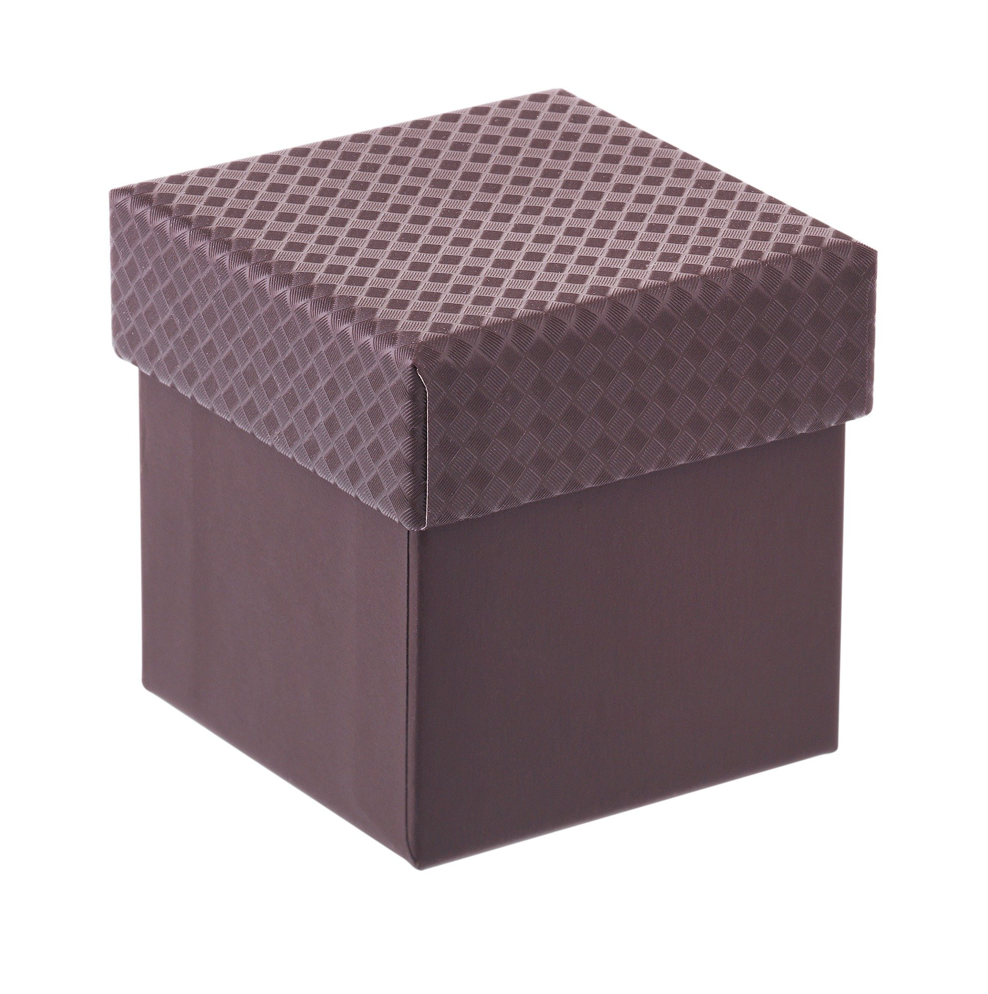Image of Chocolate Brown - Mini - Gift Box with Internal Black Fitment