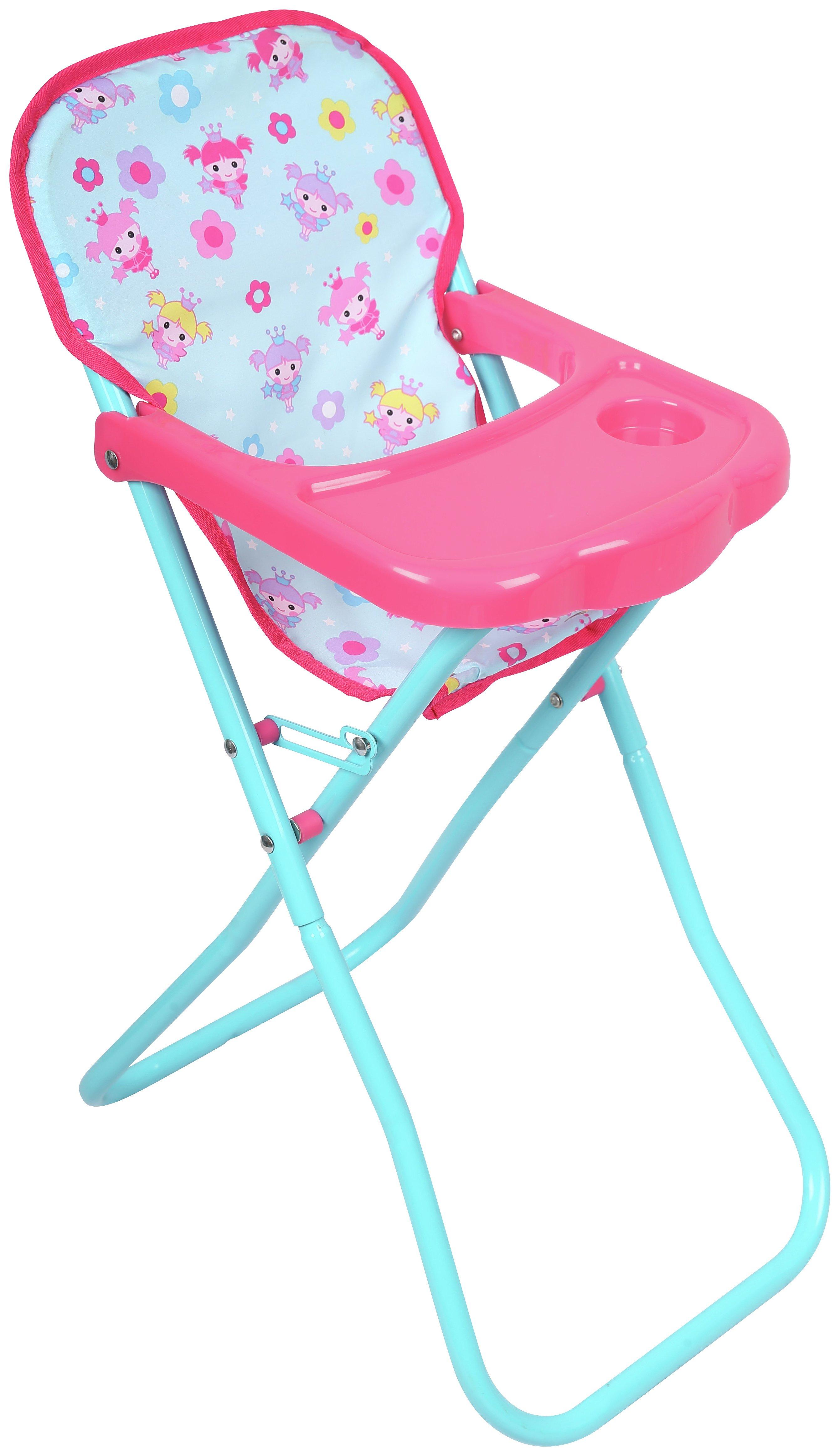 Dollsworld - Deluxe High - Chair