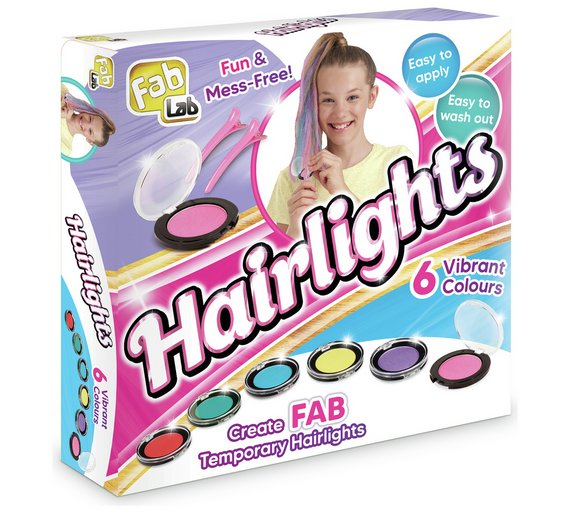 FabLab Hairlights Set