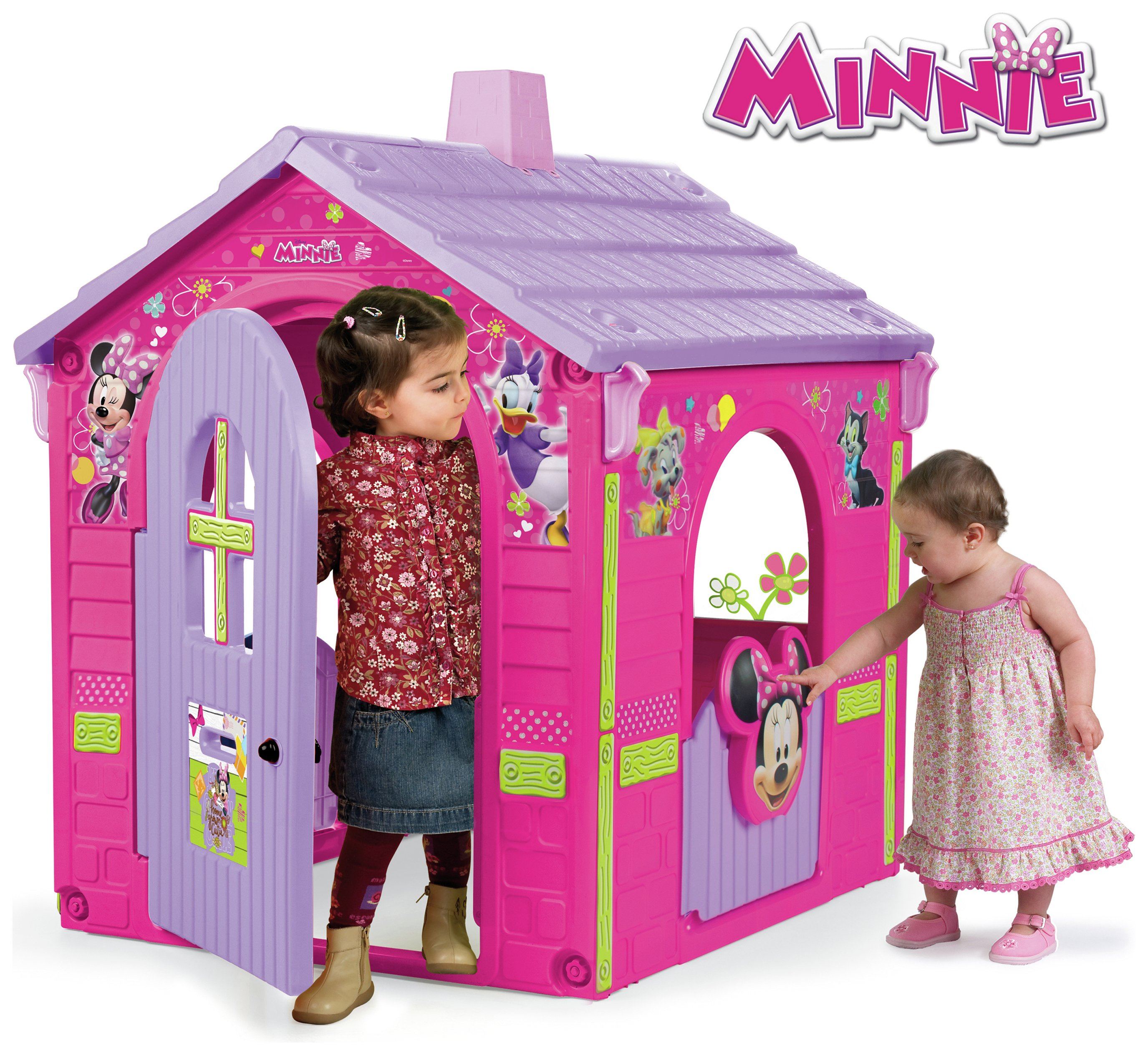 Minnie Mouse Play House.