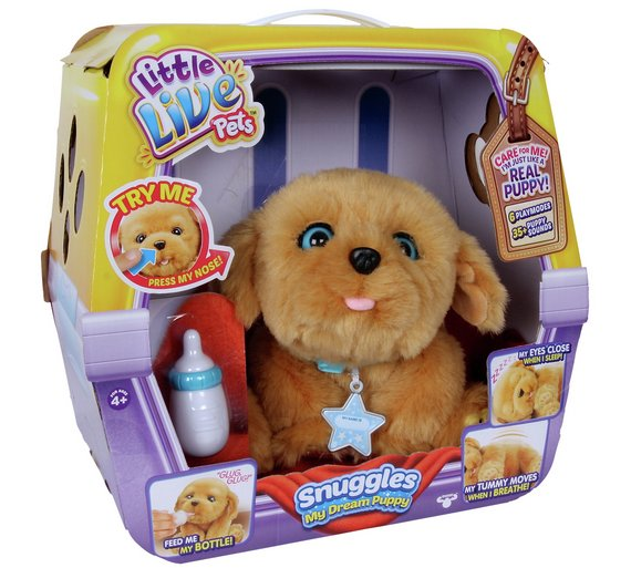 Little Puppy Toys : Buy little live pets my dream puppy interactive toy