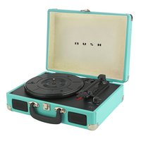 Bush Classic Turntable - Teal