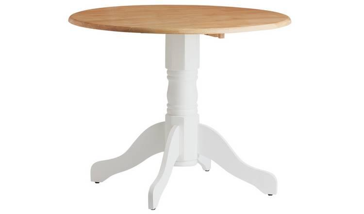 1b80098a6e Argos Home Kentucky Extendable 2 - 4 Seater Table - Two Tone548/4968
