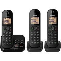 Panasonic KX-TGC423 Cordless Phone with Answering Machine