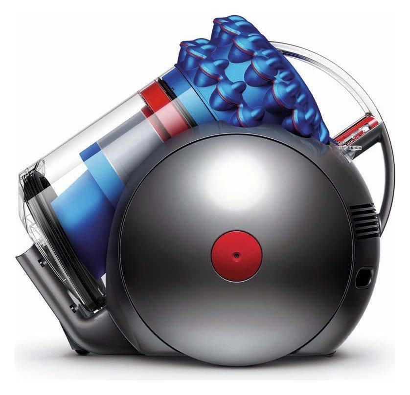 Dyson Cinetic Big Ball Musclehead Bagless Vacuum Cleaner.