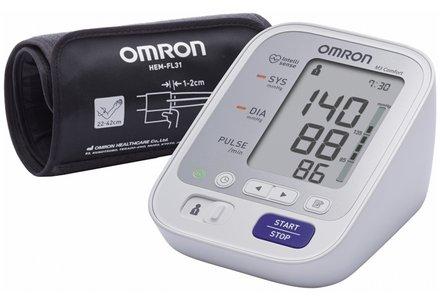 Omron M3 Comfort UA BPM.