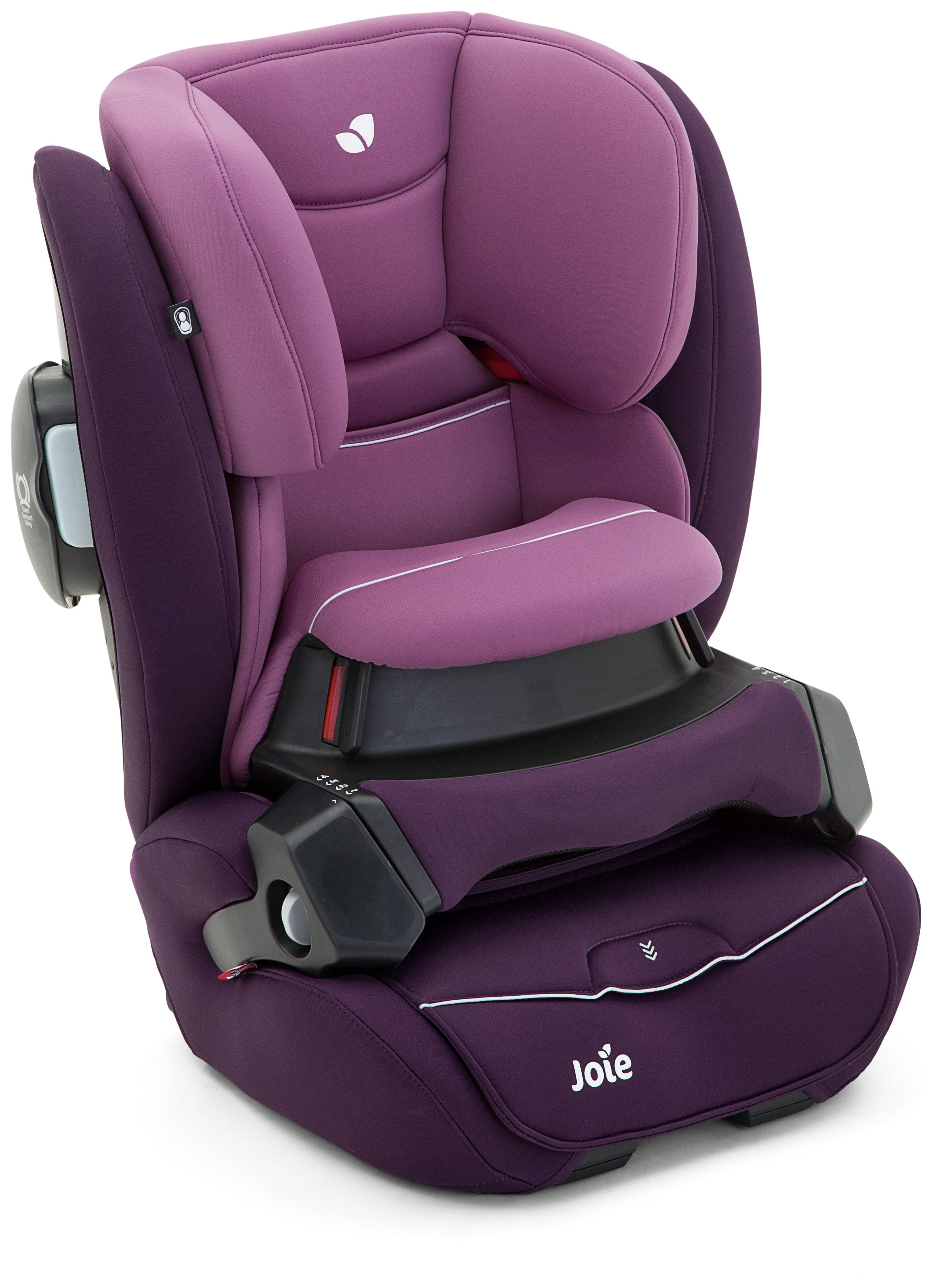 Joie Transcend Group 1/2/3 Lilac Car Seat - Lilac