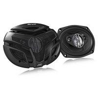 JVC - Zx6940 550W - Car Speakers - Black