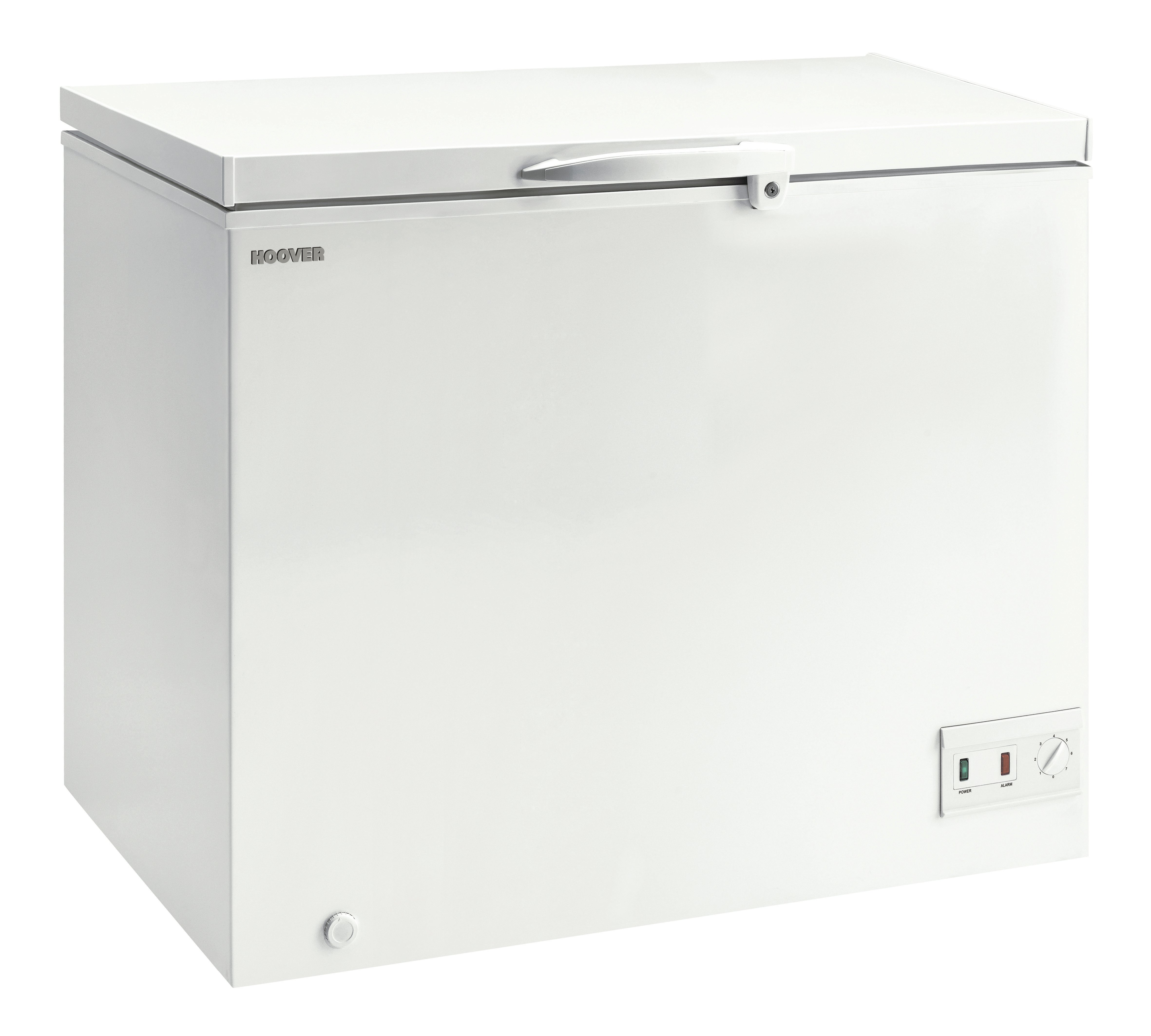 Image of Hoover - CFH307AWK - Chest - Freezer - White