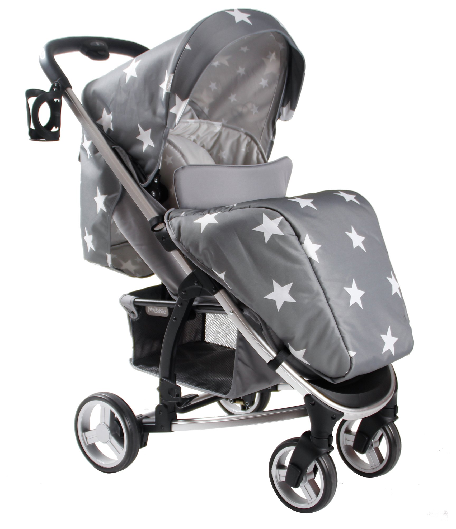 Image of Billie Faiers MB100 Star Pushchair.