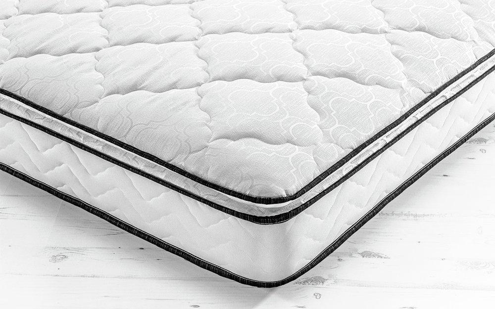 Airsprung Keswick 800 Luxury Pillowtop Single Mattress
