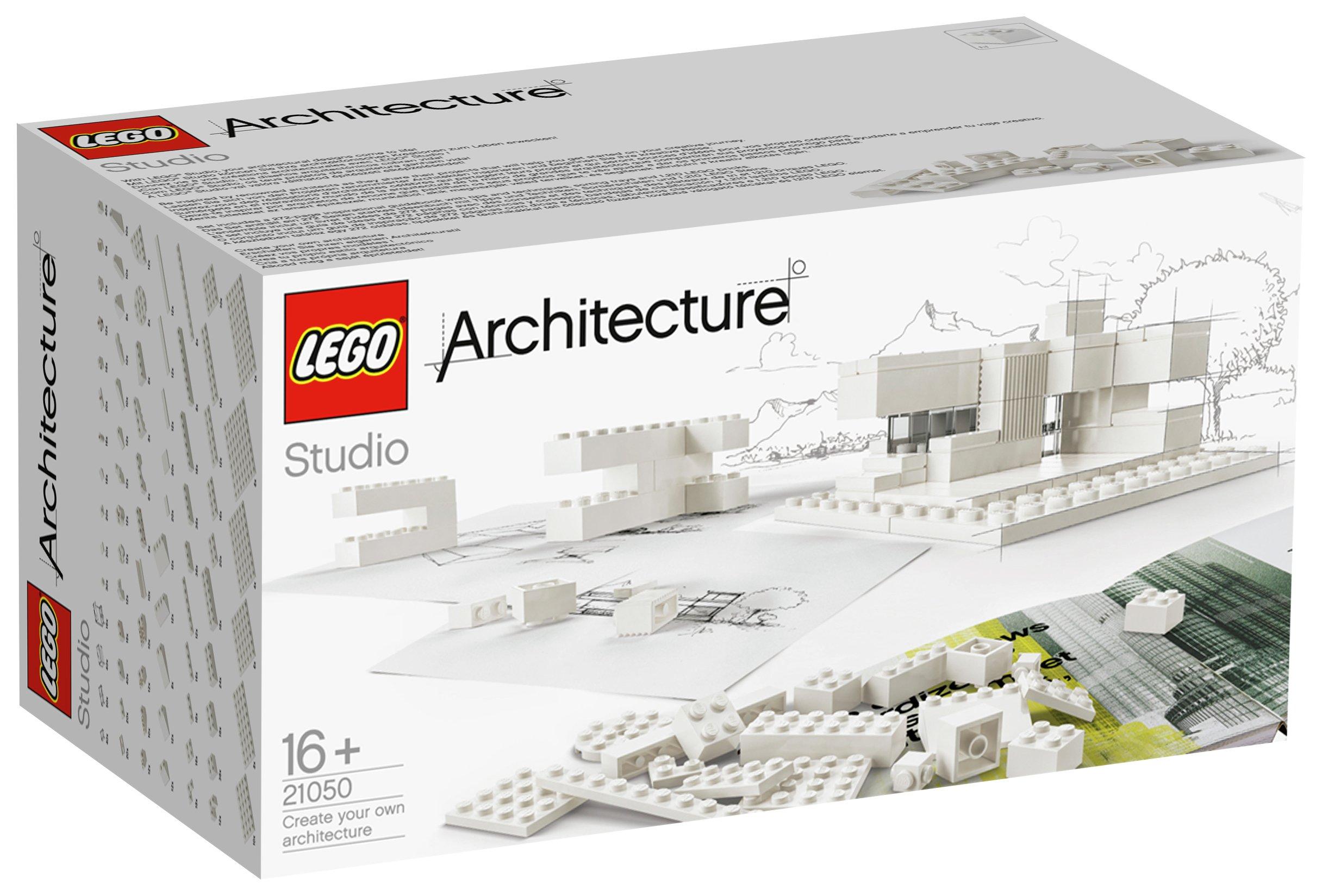 LEGO Architecture Studio - 21050.