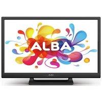 Alba 24'' 720p HD Ready Black LED TV