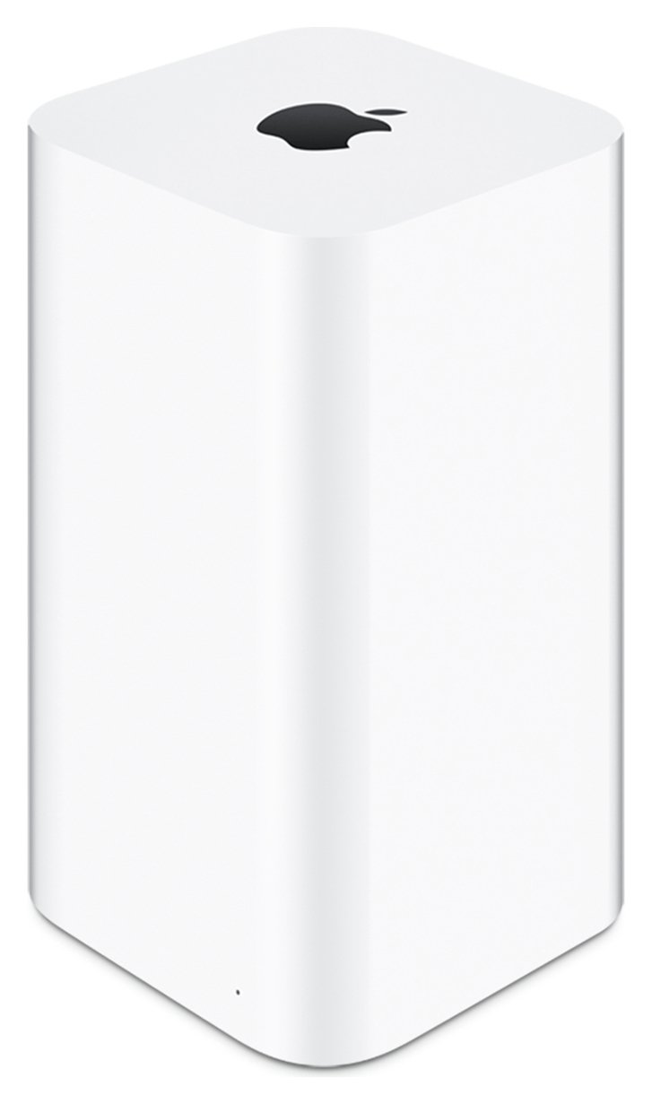 Apple 802. 11AC 2TB Airport Time Capsule.