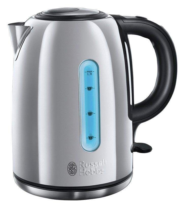 Russell Hobbs 20444 Pennine 2 Illuminating Kettle - St Steel