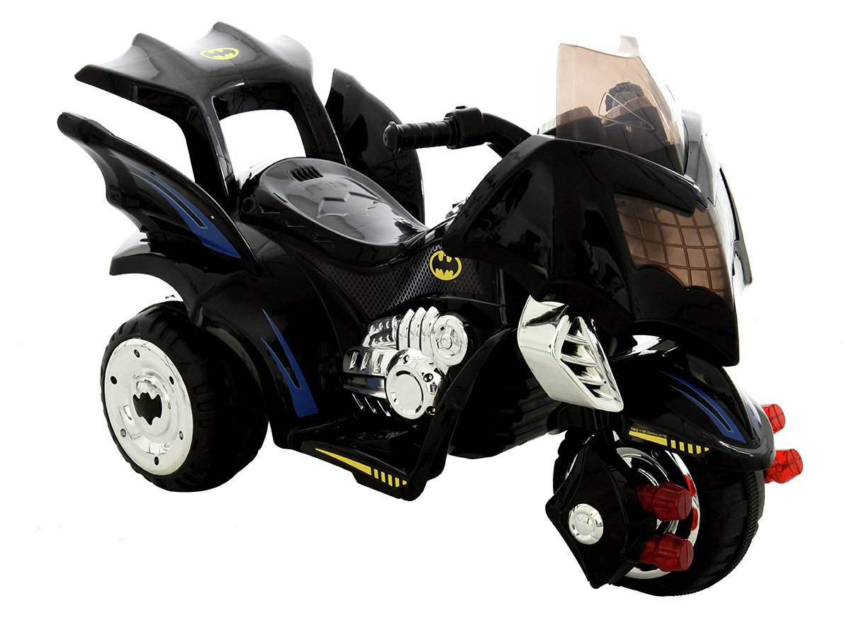 Image of Batman - 6V Battery Operated Trike