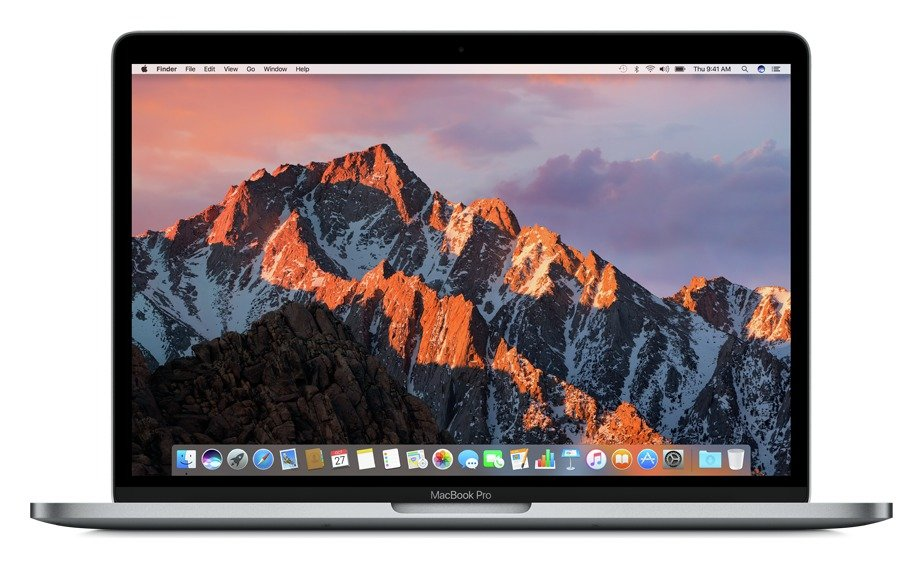 apple Apple MacBook Pro Touch 2017 13 In i5 8GB 256GB Space Grey