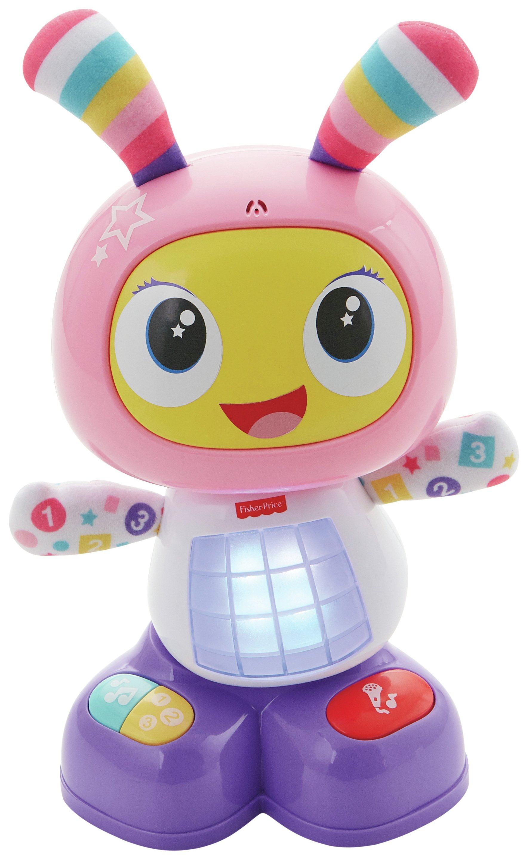 Image of Fisher-Price - Bright Beats Dance and Move BeatBelle