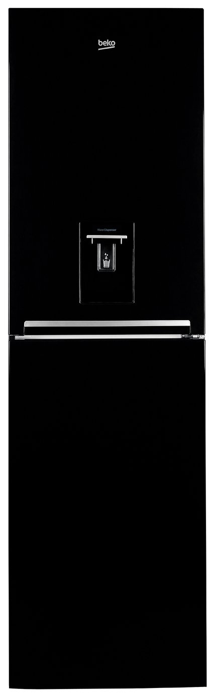 Beko CFG1582DB Fridge Freezer - Black