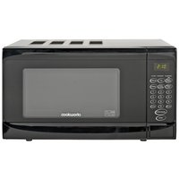 Cookworks - Touch Microwave - EM7 17L 700W Solo - Black