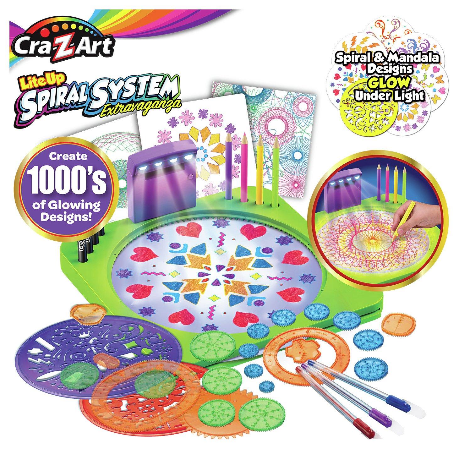Image of Cra-Z-Art Super Spiral Set