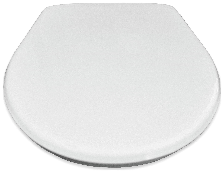 Bemis Upton Statite Slow Close Toilet Seat - White
