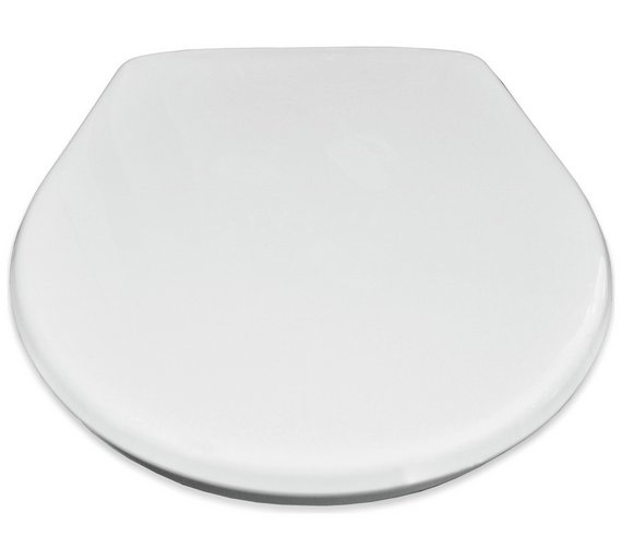 Buy Bemis Upton Statite Slow Close Toilet Seat White At Argosco - Bemis white toilet seat