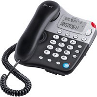 Binatone - Spirit 410 - Corded Desk Telephone - Single