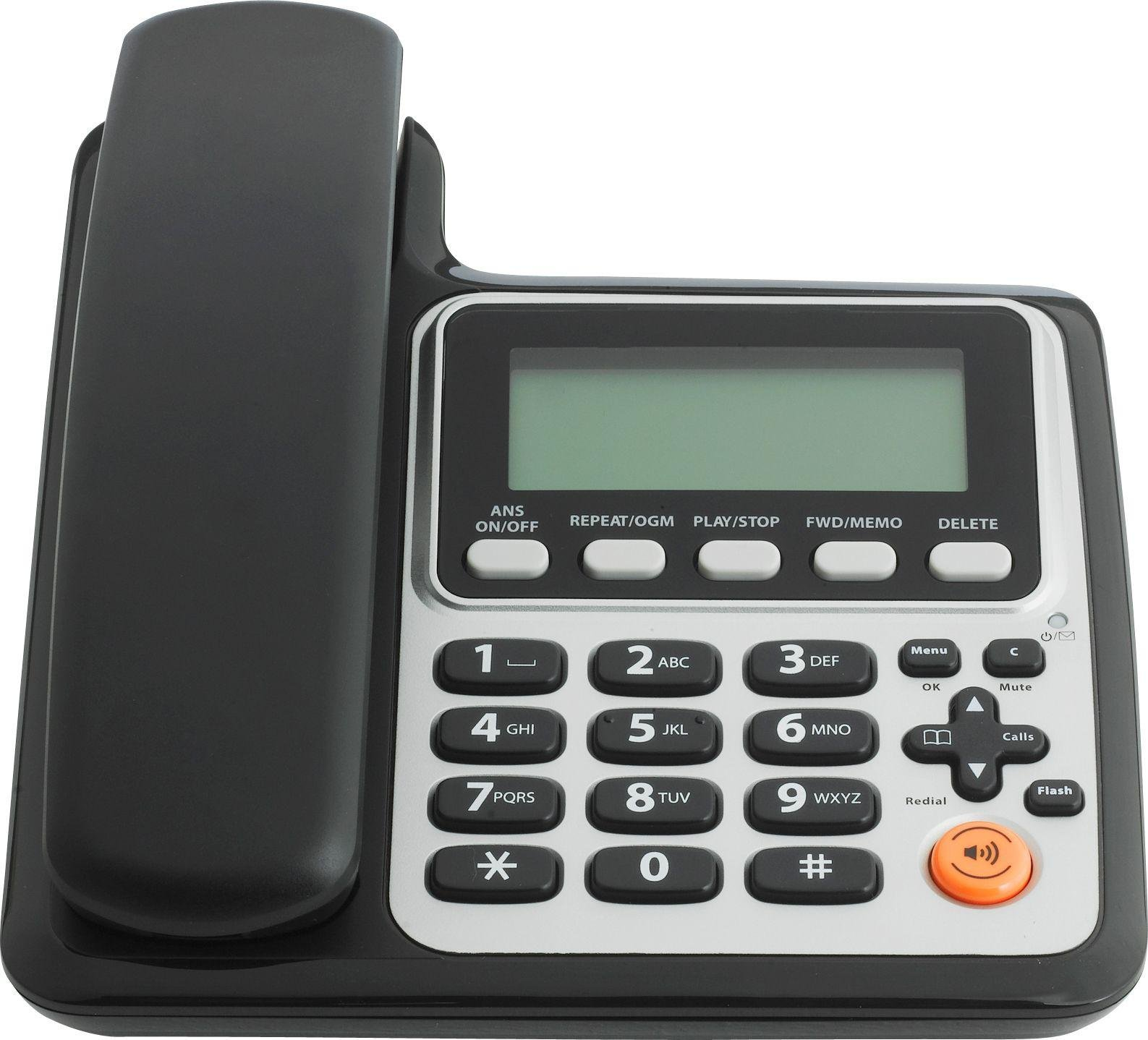Image of Binatone - Concept 3525 Combo Telephone & Answer M/c- Twin