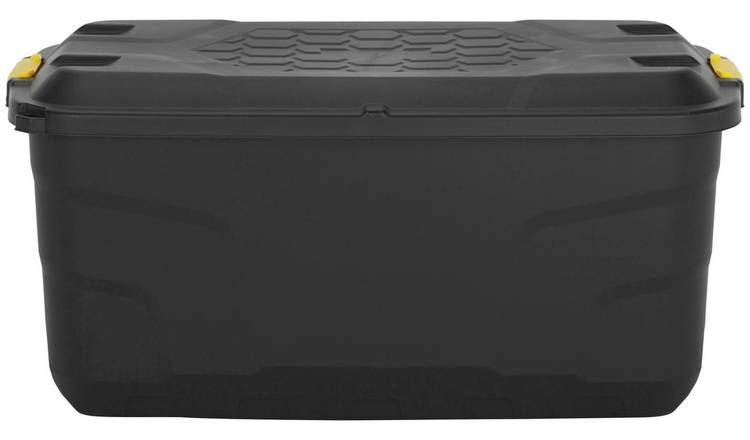 Argos Home 145 Litre Heavy Duty Storage Trunk on Wheels